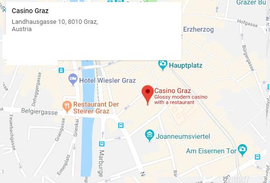 Casino Graz Parken
