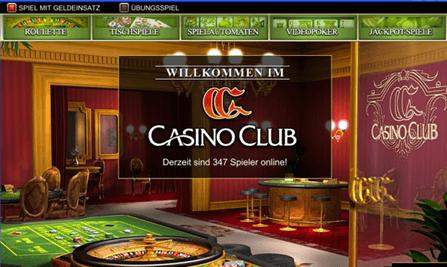 Test Casino Club