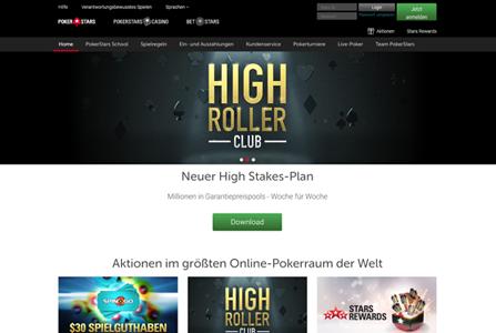 Pokerstars Schweiz 2021