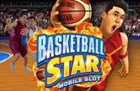 basketball-star Logo