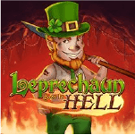 Leprechaun Goes to Hell Logo